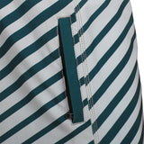 Philadelphia Eagles Official NFL Poly Stripes Swimsuit Boardshorts