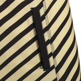 Pittsburgh Penguins Official NHL Team Logo Poly Stripes Boardshorts
