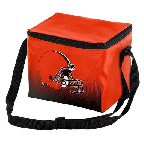 Cleveland Browns Official NFL Gradient 6 Pack Cooler Tote