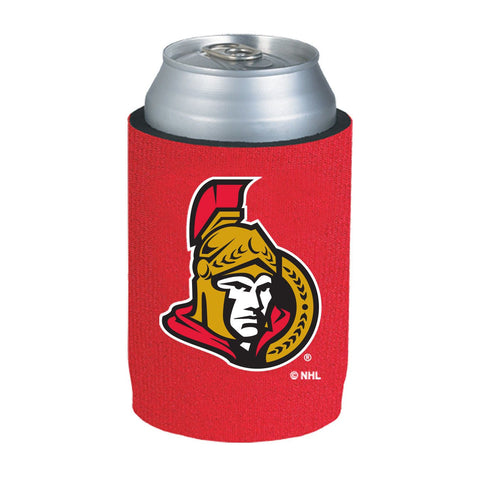 Ottawa Senators NHL Can Kaddy Huggie Drink Holder