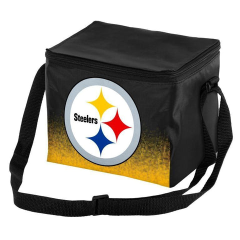 Pittsburgh Steelers Official NFL Gradient 6 Pack Cooler Tote