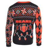 Chicago Bears Official NFL Christmas Tree & Ornament Ugly Sweater