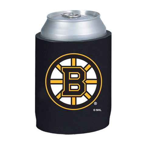 Boston Bruins NHL Can Kaddy Huggie Drink Holder