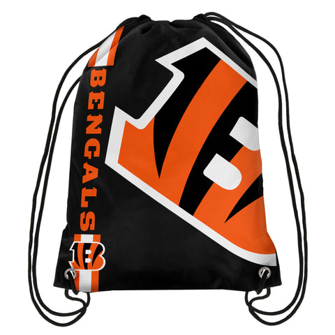 Cincinnati Bengals Official NFL Drawstring Backpack 2015