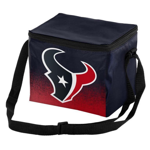 Houston Texans Official NFL Gradient 6 Pack Cooler Tote