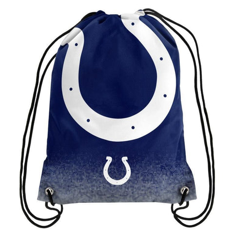 Indianapolis Colts Official NFL Drawstring Backpack 2016