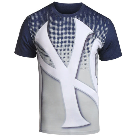 New York Yankees Official MLB Big Logo T-Shirt