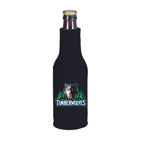 Minnesota Timberwolves NBA Beer Bottle Holder - Neoprene Cooler