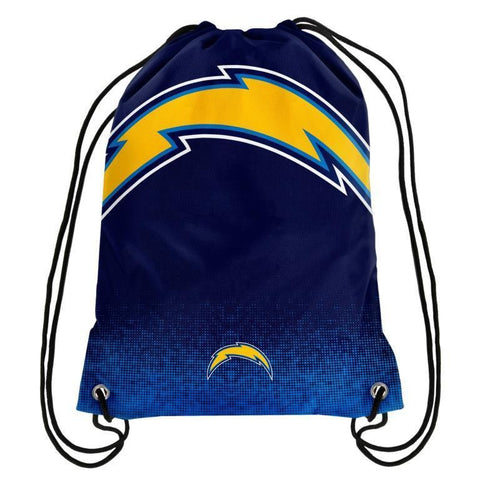 San Diego Chargers Official NFL Drawstring Backpack 2016