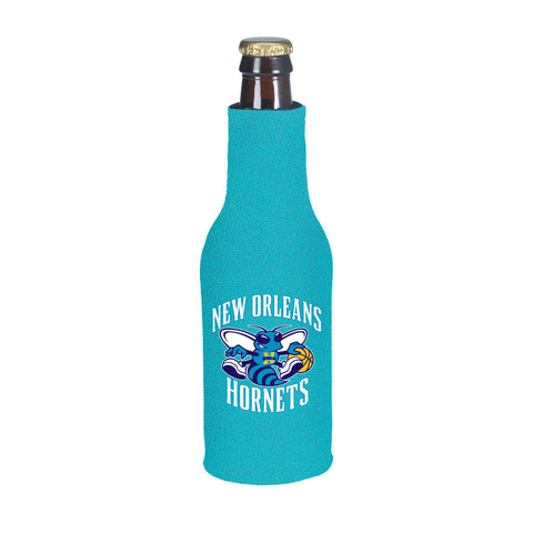 New Orleans Hornets NBA Beer Bottle Holder - Neoprene Cooler