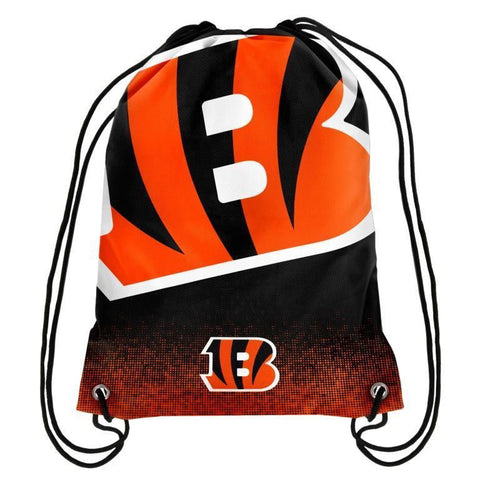 Cincinnati Bengals Official NFL Drawstring Backpack 2016