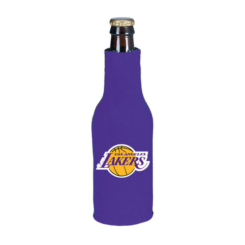 Los Angeles Lakers NBA Beer Bottle Holder - Neoprene Cooler
