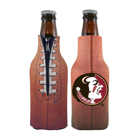 Florida State Seminoles NCAA Pigskin Bottle Coolie Cooler