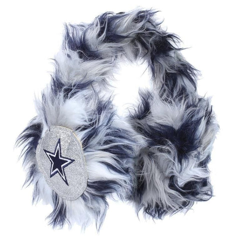 Dallas Cowboys NFL Oversized Plush Warm Winter Earmuffs