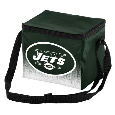 New York Jets Official NFL Gradient 6 Pack Cooler Tote
