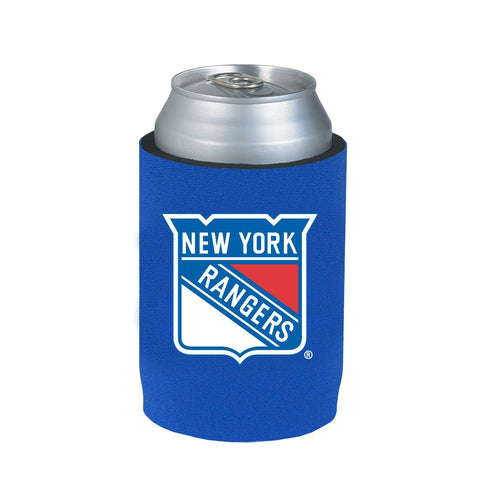 New York Rangers NHL Can Kaddy Huggie Drink Holder