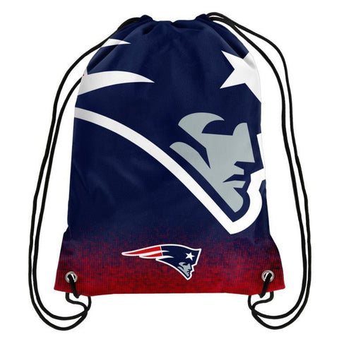 New England Patriots Official NFL Drawstring Backpack 2016