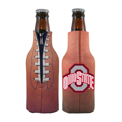 Ohio State Buckeyes NCAA Pigskin Bottle Coolie Cooler
