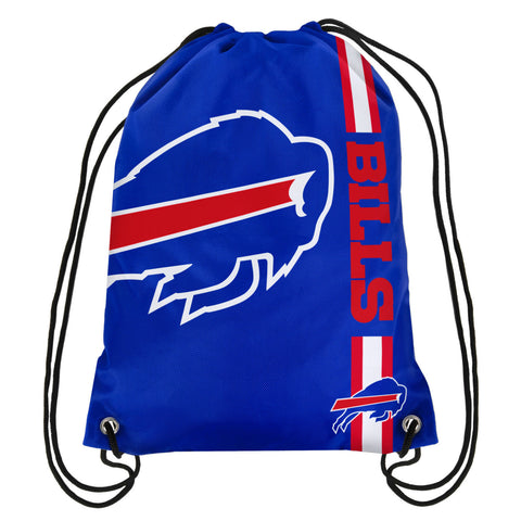 Buffalo Bills Official NFL Drawstring Backpack 2015