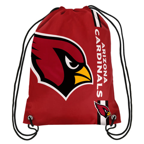 Arizona Cardinals Official NFL Drawstring Backpack 2015