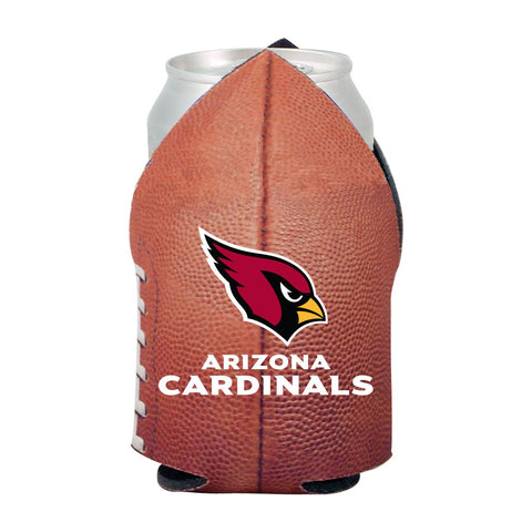 Arizona Cardinals NFL Beer Can Pigskin Holder Neoprene Cooler