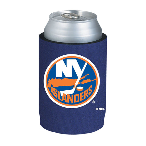 New York Islanders NHL Can Kaddy Huggie Drink Holder