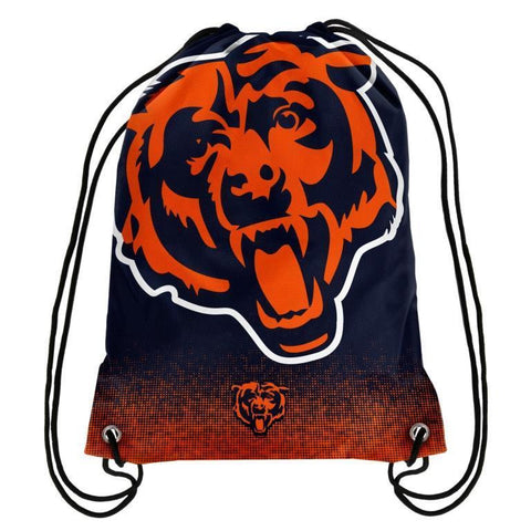 Chicago Bears Official NFL Drawstring Backpack 2016