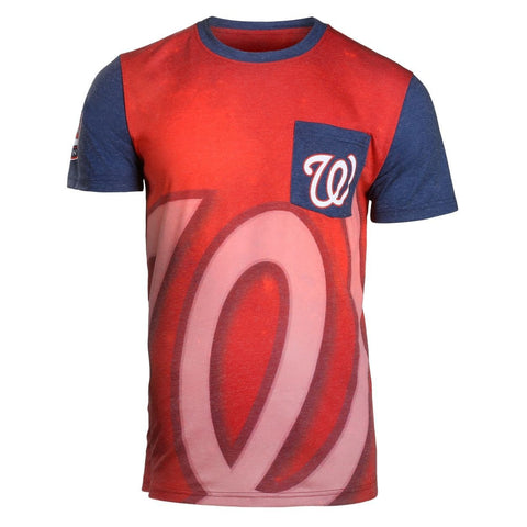 Washington Nationals Official MLB Pocket Tee