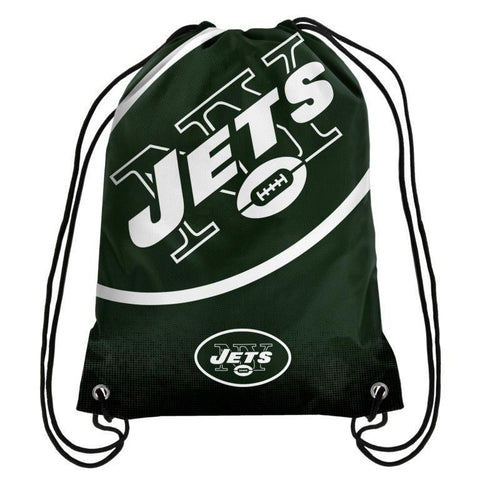 New York Jets Official NFL Drawstring Backpack 2016