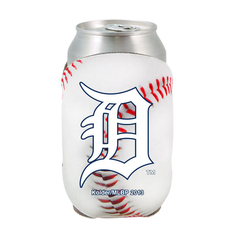 Detroit Tigers Official MLB Baseball Coolie Can