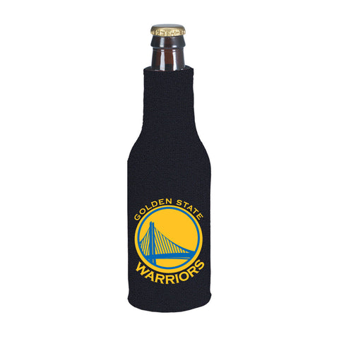 Golden State Warriors NBA Beer Bottle Holder - Neoprene Cooler