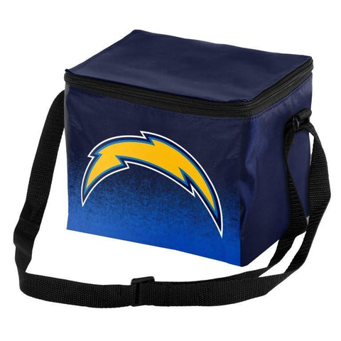 San Diego Chargers Official NFL Gradient 6 Pack Cooler Tote