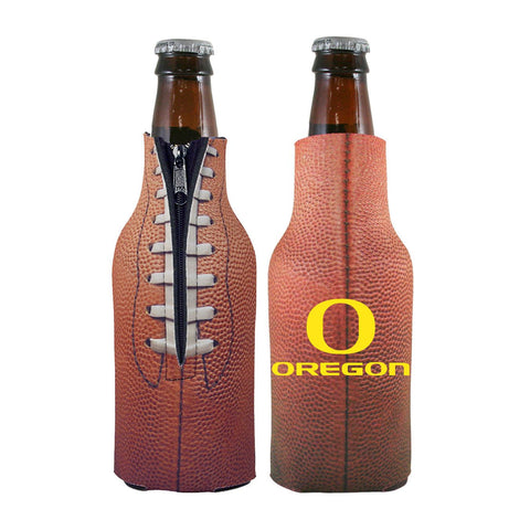 Oregon Ducks NCAA Pigskin Bottle Coolie Cooler