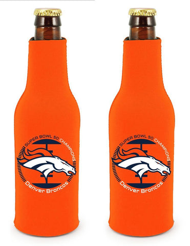 Denver Broncos NFL Super Bowl 50 Champions Bottle Suits - 2Pack