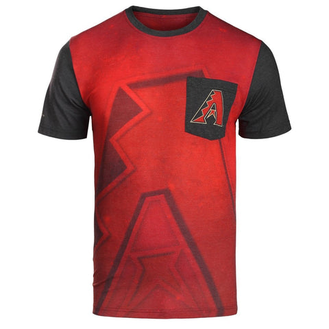 Arizona Diamondbacks Official MLB Pocket Tee