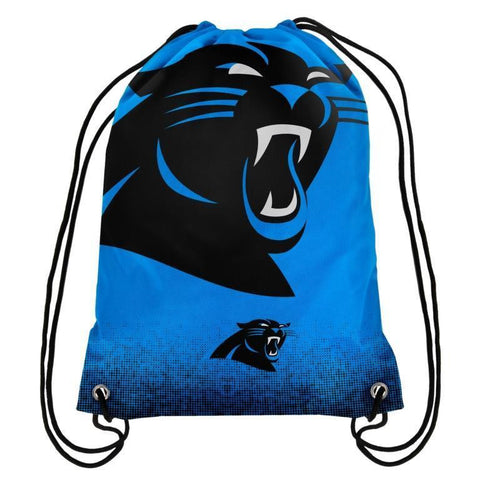 Carolina Panthers Official NFL Drawstring Backpack 2016