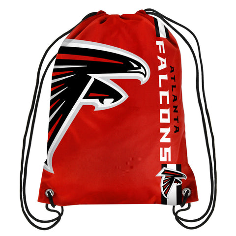 Atlanta Falcons Official NFL Drawstring Backpack 2015