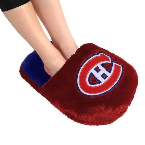 Montreal Canadiens NHL Hockey Team Logo Team Foot Pillow