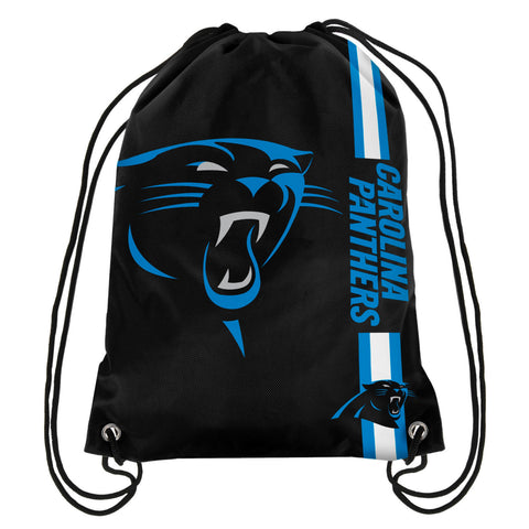 Carolina Panthers Official NFL Drawstring Backpack 2015