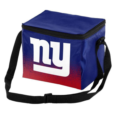 New York Giants Official NFL Gradient 6 Pack Cooler Tote