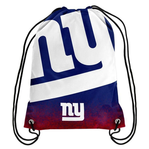 New York Giants Official NFL Drawstring Backpack 2016
