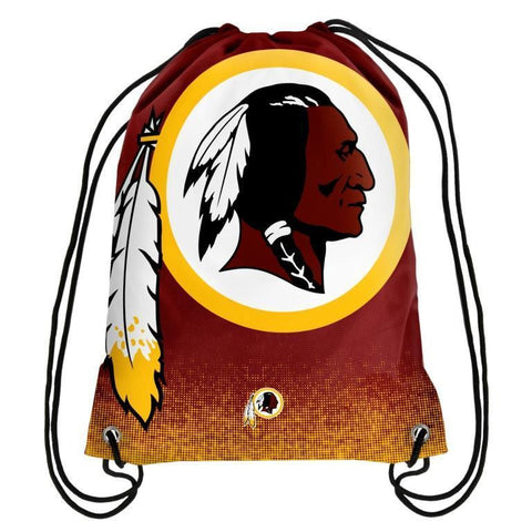 Washington Redskins Official NFL Drawstring Backpack 2016