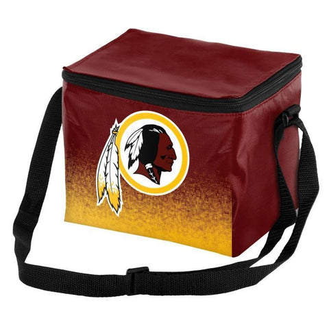 Washington Redskins Official NFL Gradient 6 Pack Cooler Tote
