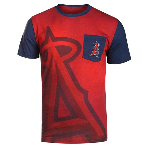 Los Angeles Angels Official MLB Pocket Tee