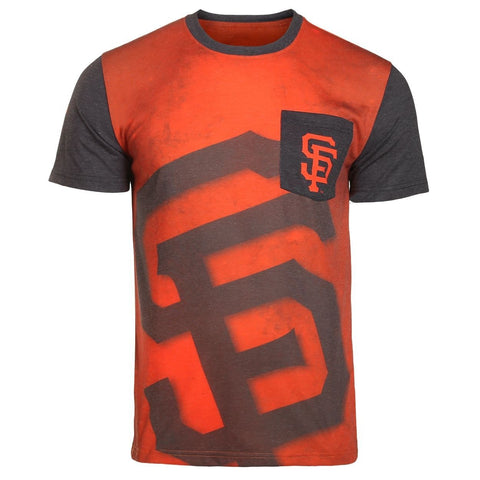 San Francisco Giants Official MLB Pocket Tee