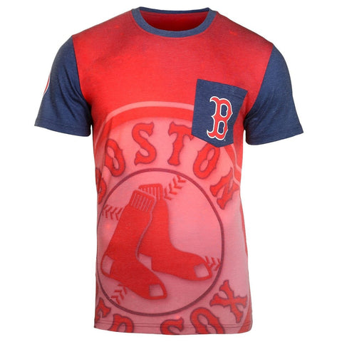 Boston Red Sox Official MLB Pocket Tee