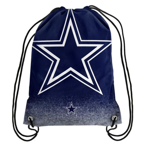 Dallas Cowboys Official NFL Drawstring Backpack 2016