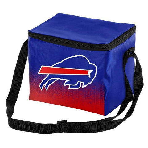 Buffalo Bills Official NFL Gradient 6 Pack Cooler Tote