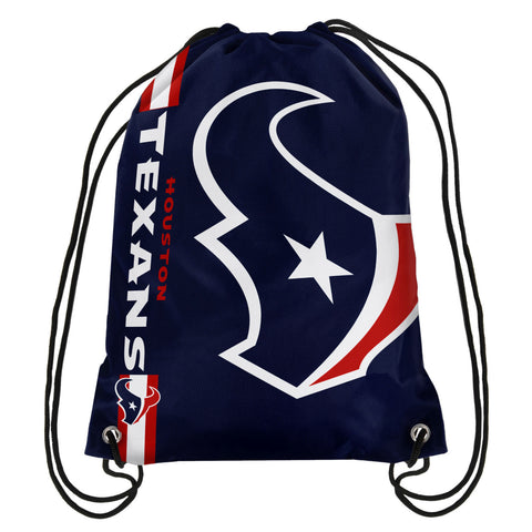 Houston Texans Official NFL Drawstring Backpack 2015