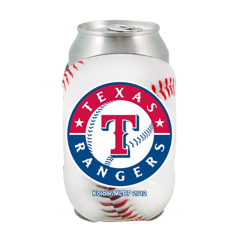 Texas Rangers Official MLB Baseball Coolie Can
